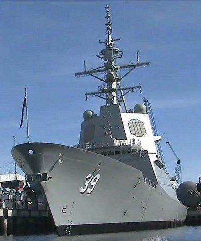DDG-39 Hobart