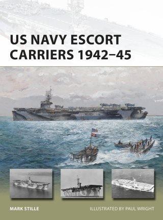US NAVY Escort Carriers 1942-1945 portada
