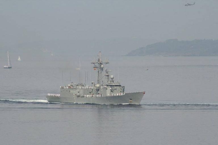 Fragata F-81 Santa Maria