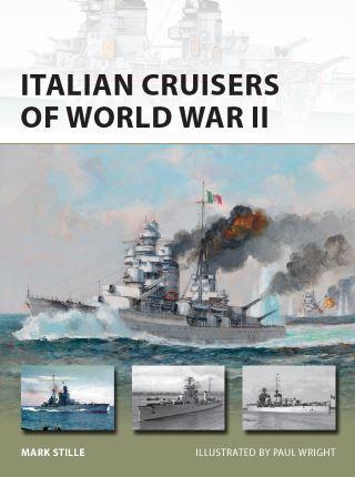 Italian Cruisers of World War II Portada