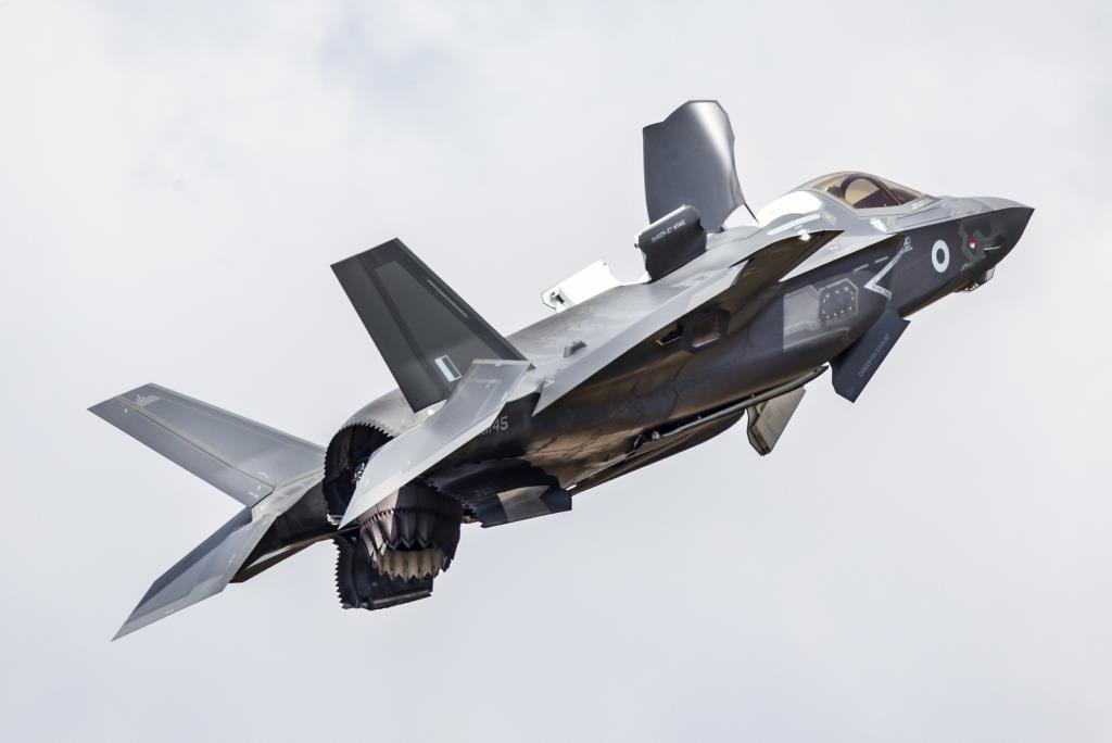 SRVL F-35B